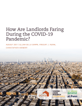 jchs study on landlords during pandemic